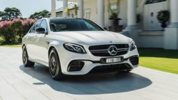 2017 Mercedes-AMG E63 S new car review