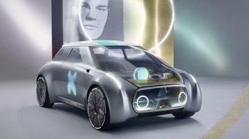 MINI Vision Next 100 Concept Revealed As Autonomous, Projector-Laden City Hatch