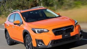 2018 Subaru XV first drive review