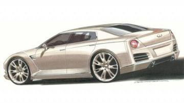 Nissan R35 GT-R four door rumours