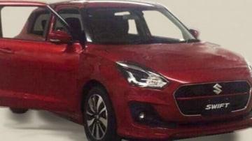 All-New Suzuki Swift Leaked…Again!