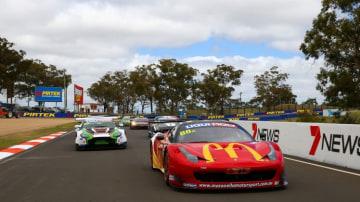The cars of the Bathurst 12 hour