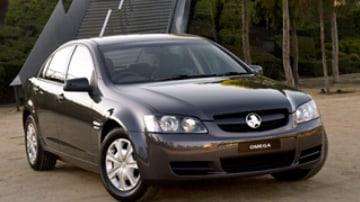 Holden Omega