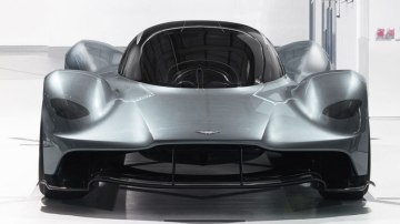 Aston Martin and the F1 Red Bull Racing have created the AM-RB 001.