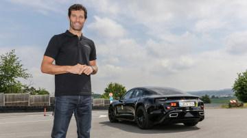 Webber: Porsche Mission-E a 'game changer'
