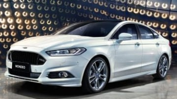 Ford reveals 2017 Mondeo