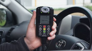 Interlocks prevent drivers from starting their cars if they have alcohol on their breath.