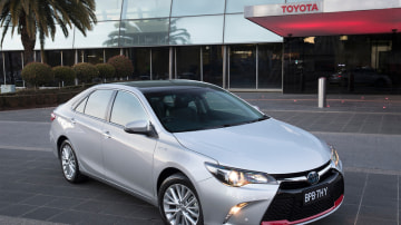 2017 Toyota Camry Commemorative Edition