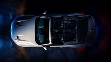 2018 Ford Mustang Convertible.