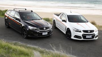 Holden Sandman Returns: Special Ute, Wagon Models Debut For Surf Comp