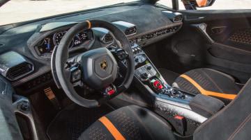 2017 Lamborghini Huracan Performante.