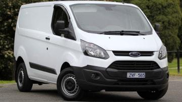 2014 Ford Transit Custom Review: 290S Manual