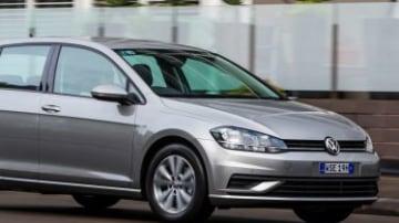 2017 Volkswagen Golf 110TSI Trendline new car review