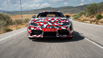 Toyota Supra 2019 international first drive review