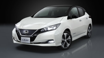 Nissan 'not at all worried' about electric rivals