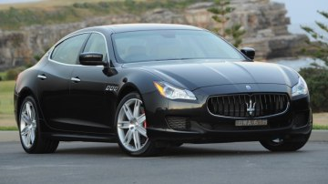 Maserati Quattroporte And Ghibli Recalled For Fuel Leak