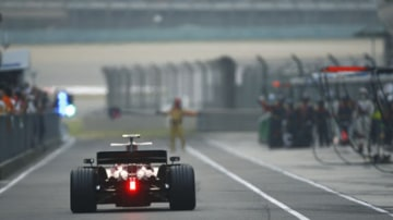 Chinese Formula One Grand Prix. Image: Getty images