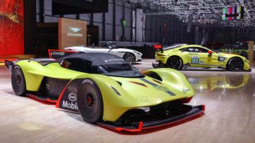 Aston Martin confirms power output for hypercar
