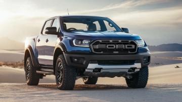 2018 Ford Ranger Raptor.