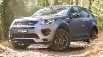 2018 Land Rover Discovery Sport Si4 SE new car review