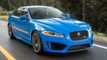 Jaguar XFR-S quick spin review