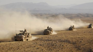Sunday 7: Cool military vehicles