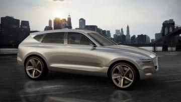 Hyundai unveils Genesis SUV concept