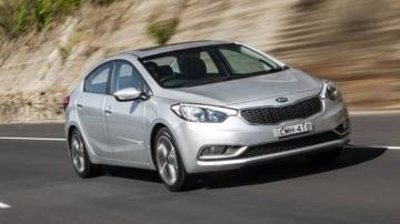 The Kia Cerato's competitive price-tag and long warranty make it a hard package to pass up.