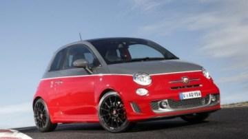 Fiat 595 Abarth.
