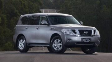 Nissan is offering big discounts on its diesel Patrol.