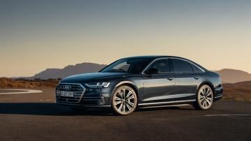 2018 Audi A8 50TDI