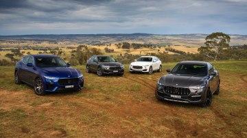 Maserati Levante 2018 review