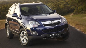 2011 Holden Captiva 5 Diesel AWD Review