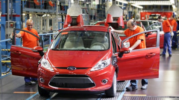 2009 Ford Fiesta Begins Production in Germany