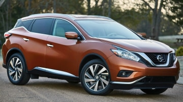 New Murano Steering Away From Australia With LHD-only Plans