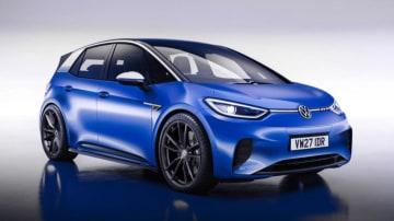 Volkswagen ID.3 R electric hot-hatch coming in 2024 - report