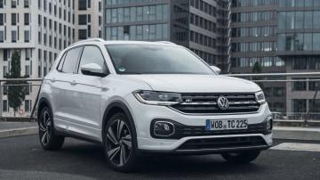 2020 Volkswagen T-Cross 85TSI review