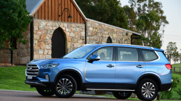 2018 LDV D90 - Price And Features For Australia