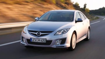 The Mazda6 is all class.