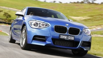 New car review: BMW M135i