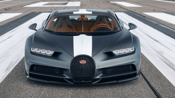 Sky's the limit for latest limited edition Bugatti Chiron