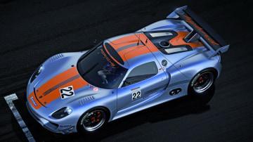 Porsche 918 RSR Concept Hints At Hardtop 918