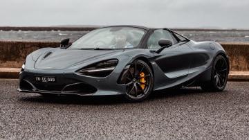 2020 McLaren 720S Spider review