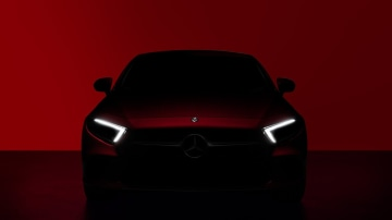 2019 Mercedes-Benz CLS teaser