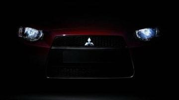Mystery Mitsubishi To Premiere At Paris