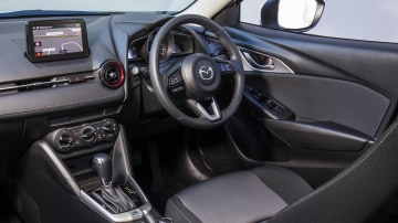 2017 Mazda CX-3 Maxx.