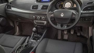 Renault Megane Authentique hatch.