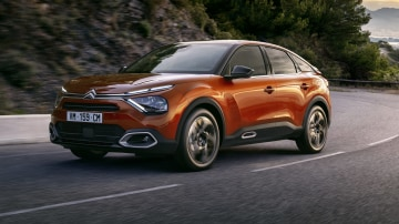 2021 Citroen C4 launched with petrol, diesel, and electric options