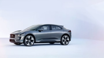 Jaguar will launch the electric i-Pace in 2018 but still believes there is a future for diesel-powered cars.