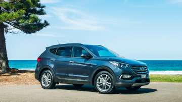 Hyundai's Santa FE SUV offers seven seats as standard.